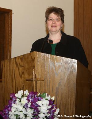 Pastor Ruby Mader